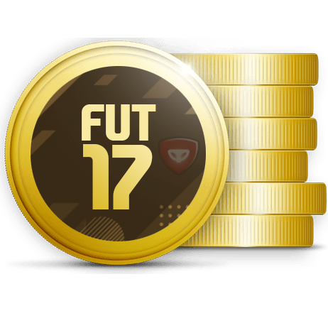 FIFA 17 Ultimate Team Coins Xbox360+ 5%