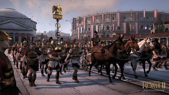 Steam Gift Total War ROME II +DLC (Region Free/RoW)
