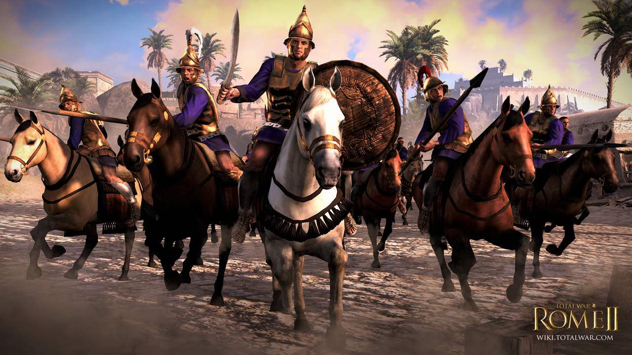 Total War: Rome II license from 1C