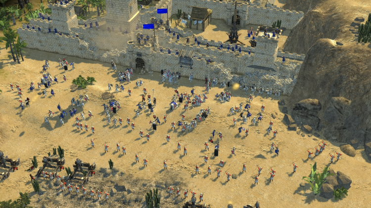 Stronghold Crusader 2 — Steam Gift Region FREE / ROW
