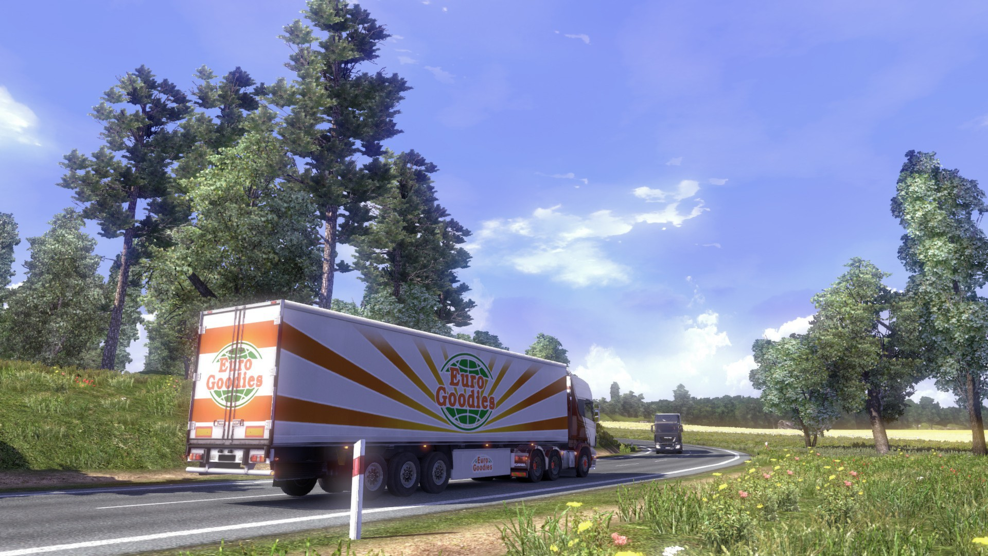 Euro Truck Simulator 2 (Steam Key / Region Free)