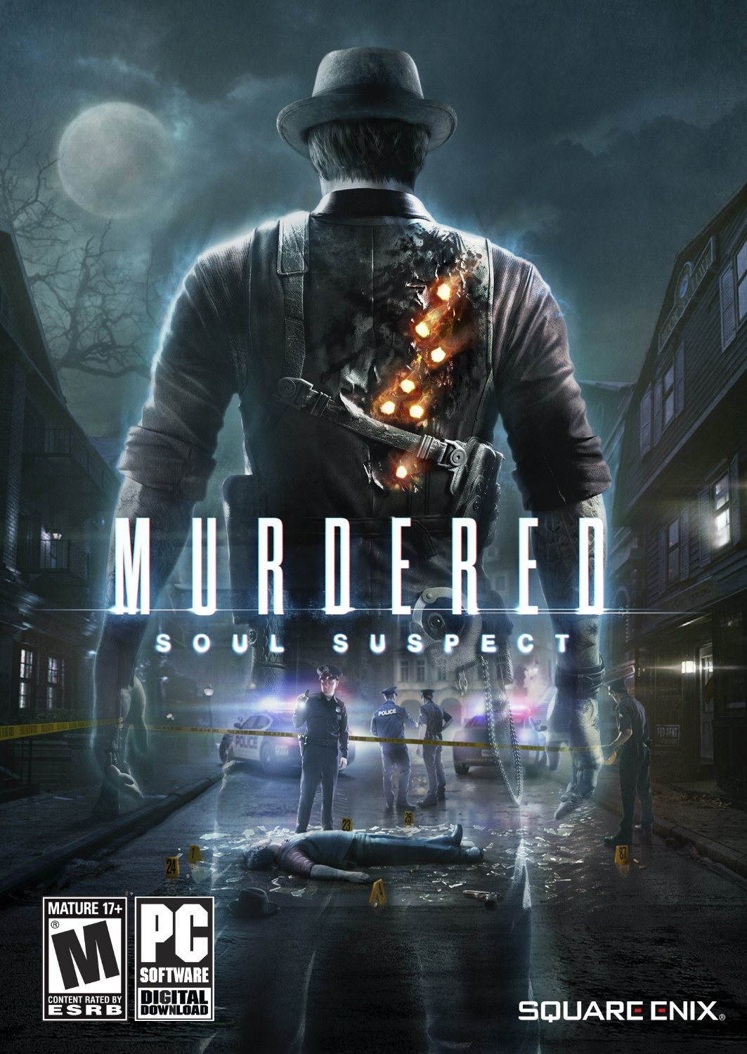 Murdered: Soul Suspect (Steam Key / Region Free)