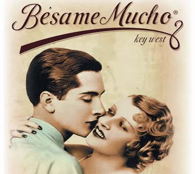 Besame Mucho sheet music for violin + Minusovka