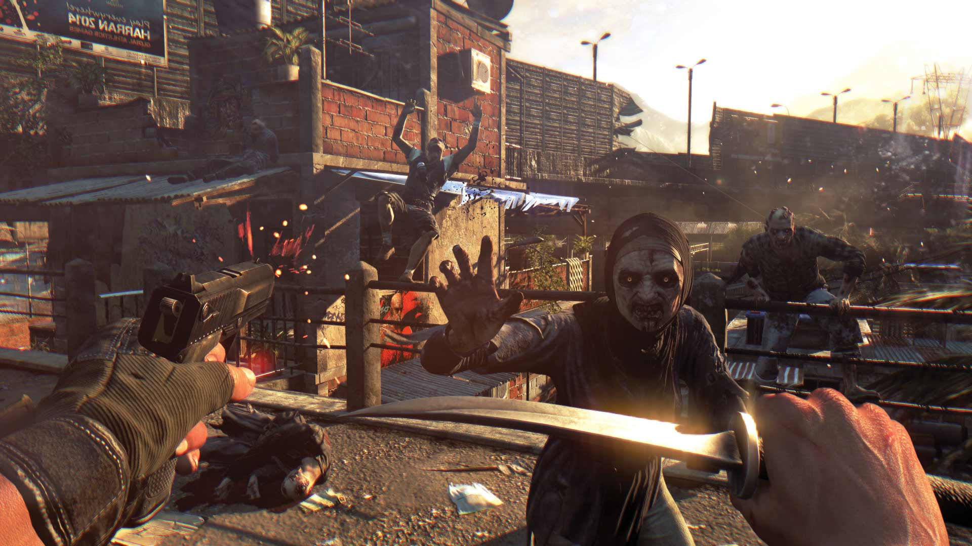 Dying Light: The Following-Enhanced Edition (RU + CIS)