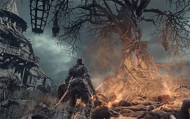 DARK SOULS 3 Steam gift (RU+CIS)