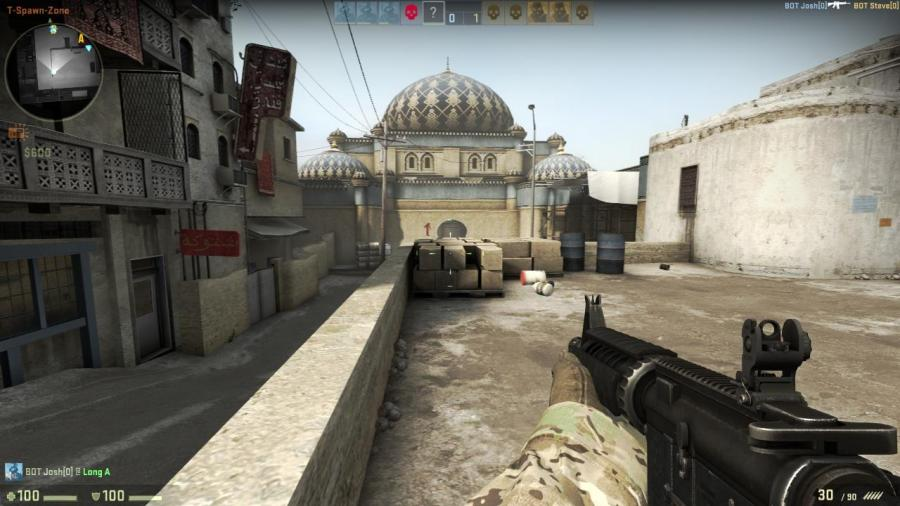 Counter-Strike: Global Offensive (RU+CIS)