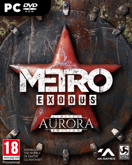 Metro Exodus (Epic Store/RU) EDITION OF AURORA PC