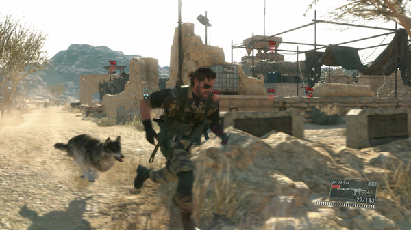 METAL GEAR SOLID V: THE PHANTOM PAIN + подарок [STEAM]