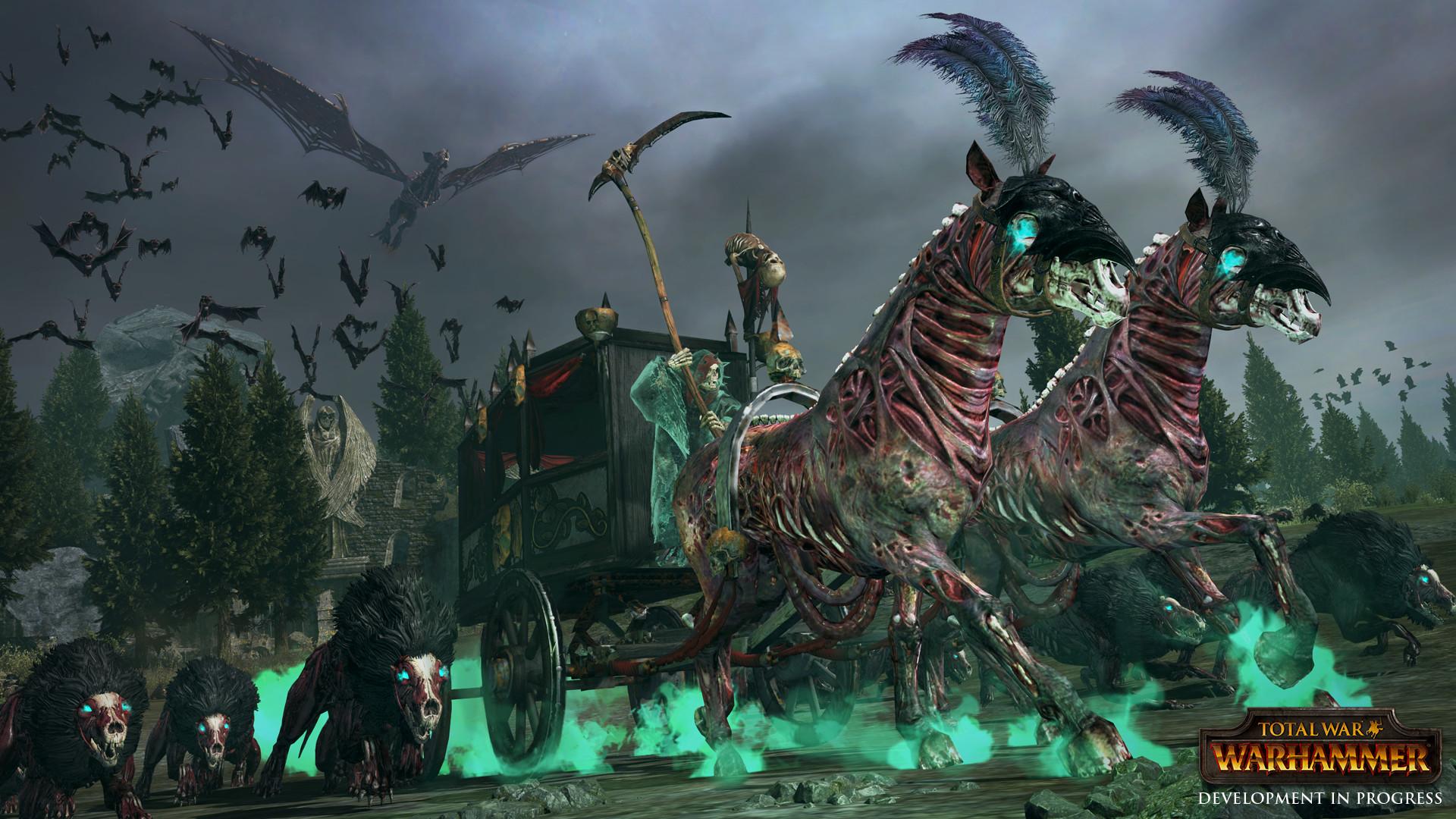 Total War: Warhammer + подарок + бонус + скидка [STEAM]