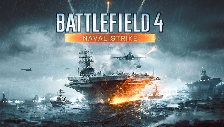Battlefield 4: Naval Strike [ORIGIN] + подарок