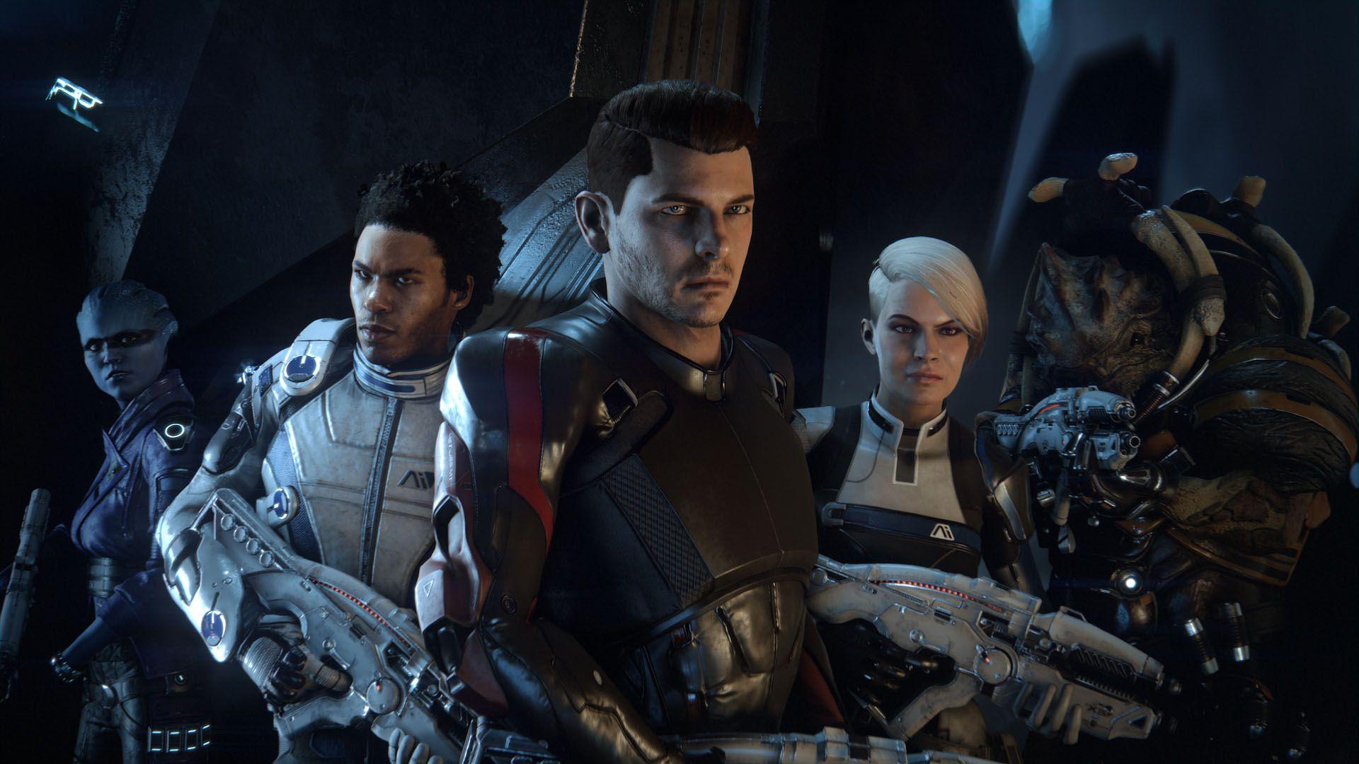 Mass Effect Andromeda [ORIGIN] + подарок + бонус