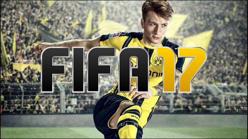 Кейс FIFA 17 за 49 руб! Выбей свой ключ! Шанс 20%