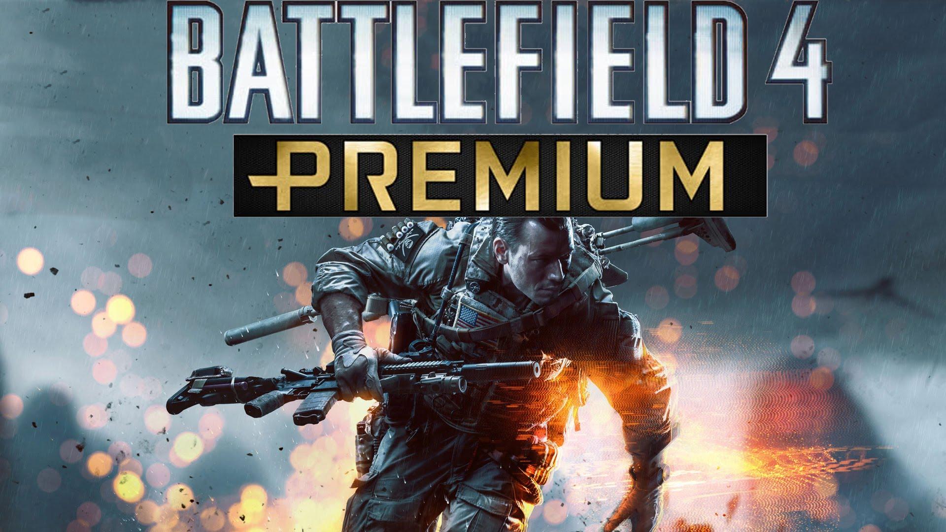 Battlefield 3 Premium + Battlefield 4 Premium [ORIGIN]