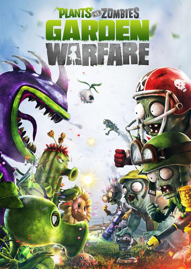 Plants vs. Zombies:Garden Warfare + почта [ORIGIN]