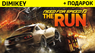 Need for Speed The Run [ORIGIN] + подарок