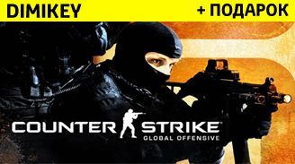 Counter-Strike: Global Offensive (CS:GO)+ PRIME [STEAM]