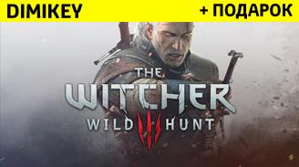 The Witcher 3 Wild Hunt + скидка + подарок [STEAM]