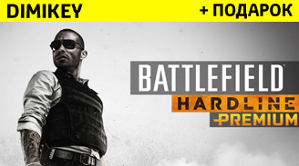 Battlefield Hardline Premium [ORIGIN] + подарок + бонус