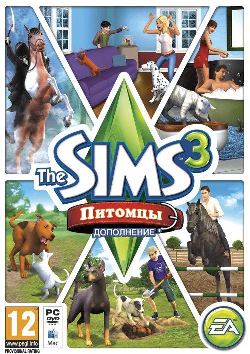 The Sims 3 Питомцы [ORIGIN]