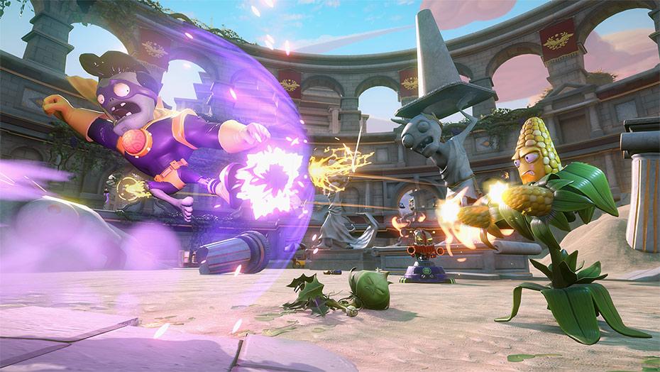 скачать программу Origin для Plants Vs Zombies Garden Warfare - фото 5