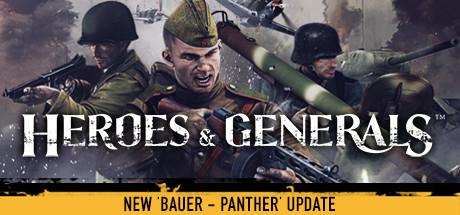 Heroes & Generals  [STEAM]