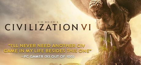 Civilization VI + подарок + бонус [STEAM]