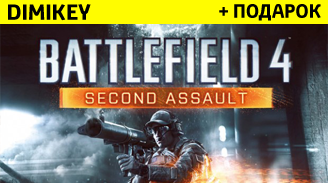 battlefield 4 second assault [origin] + podarok 19 rur