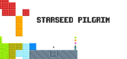 Ключ Starseed Pilgrim [Steam Key ROW]