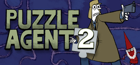 Ключ Puzzle Agent 2  [Steam Key ROW]