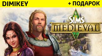 sims medieval + skidka + podarok + bonus [origin] 29 rur