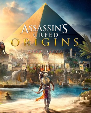 assassin´s creed: origins [uplay] + podarok + bonus 59 rur