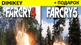 farcry sbornik [farcry 5 + farcry 4][uplay] 69 rur