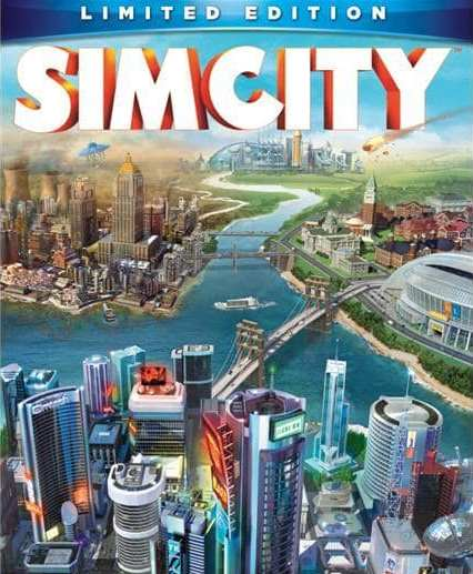 simcity limited edition + otvet sekr.vopr [origin] 19 rur