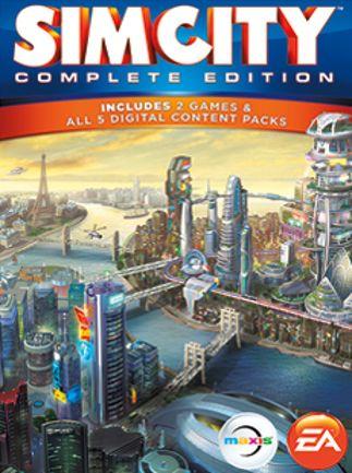 simcity: complete edition + otvet [origin] 29 rur