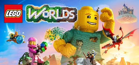 lego worlds + podarok + bonus  [steam] 49 rur
