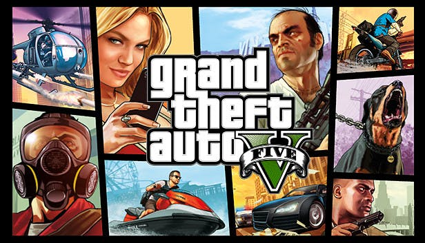 grand theft auto v + 50 igr + podarok [steam] 449 rur