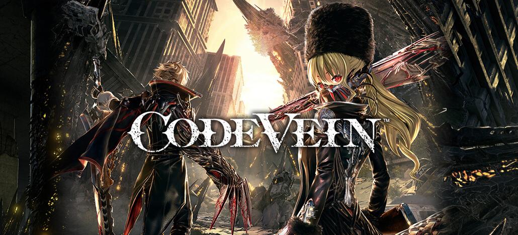 code vein + podarok + bonus [steam] 249 rur