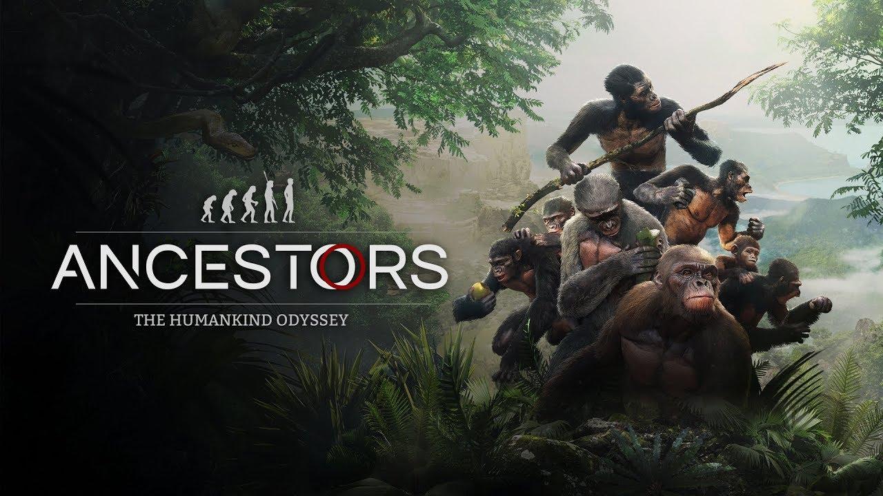ancestors: the humankind odyssey + podarok [epic] 99 rur