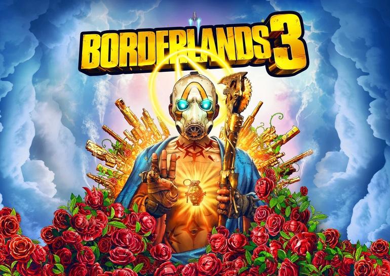 borderlands 3 + podarok [epic] 39 rur