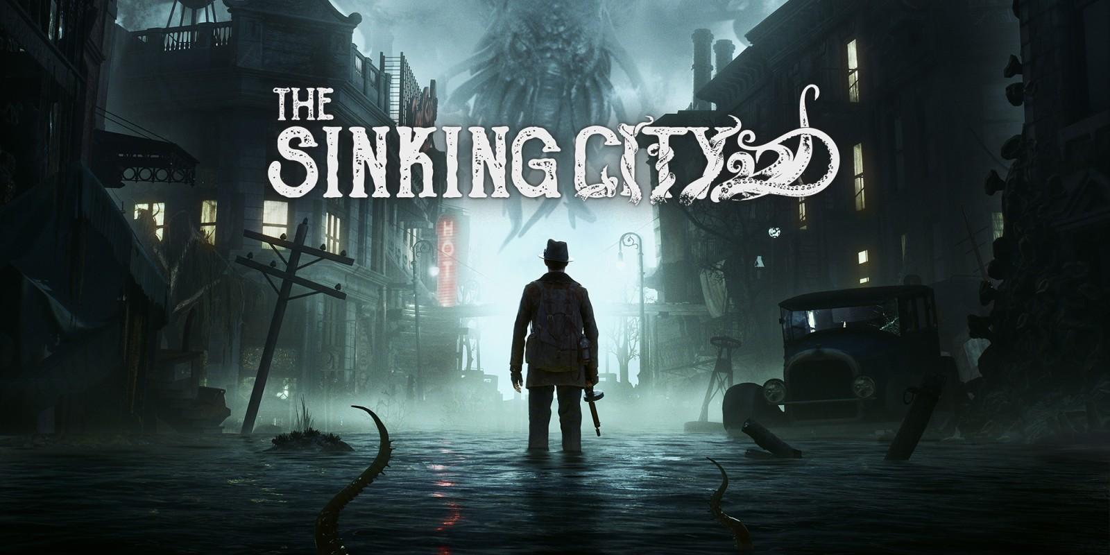 the sinking city + podarok [epic] 99 rur