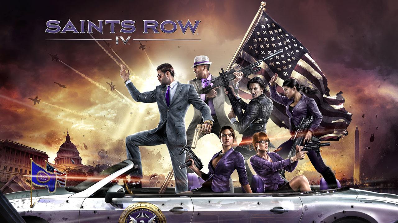 Saints Row IV + подарок + бонус + скидка 15% [STEAM]