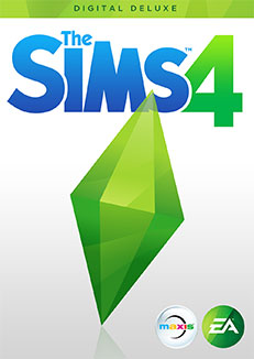 Sims 4 Digital Deluxe [Origin] + скидка