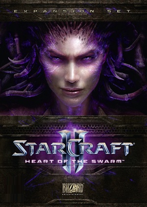 Купить StarCraft II: Heart of the Swarm [BATTLE.NET]
