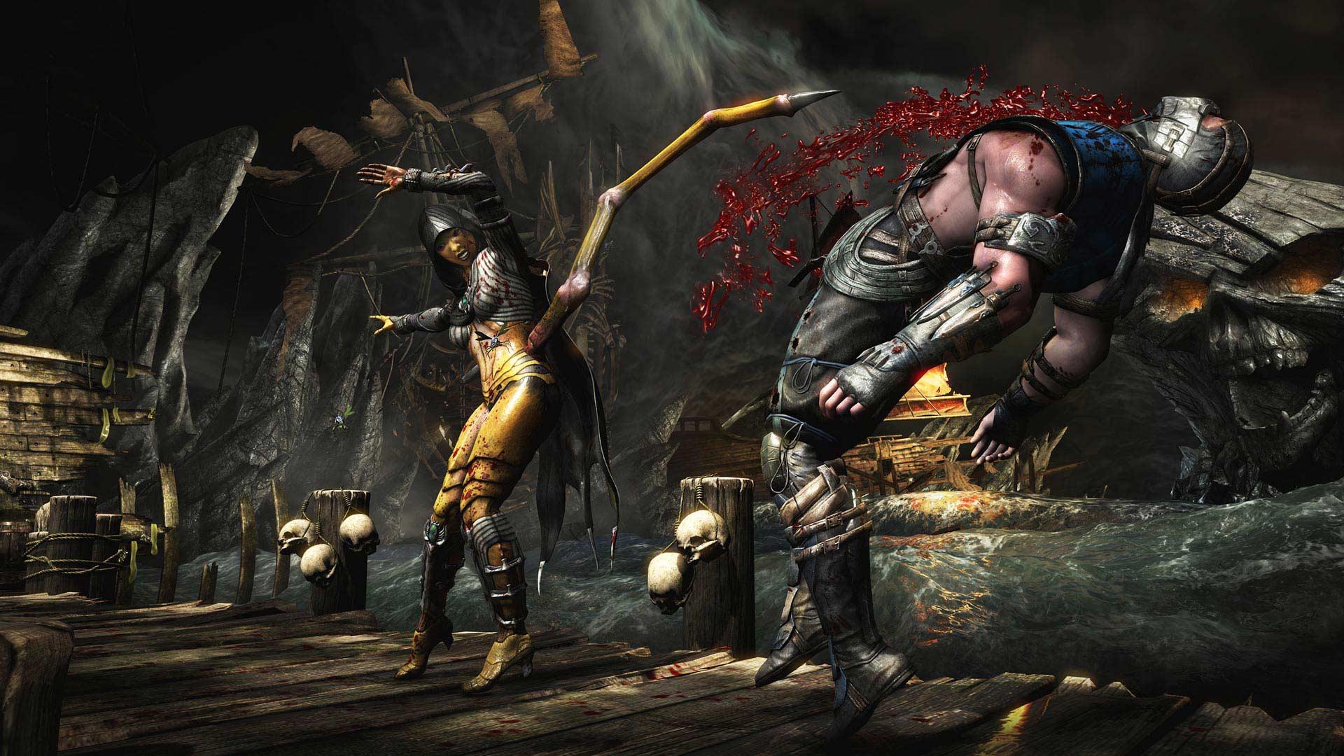 Купить Mortal Kombat X + подарок + бонус + скидка [STEAM]
