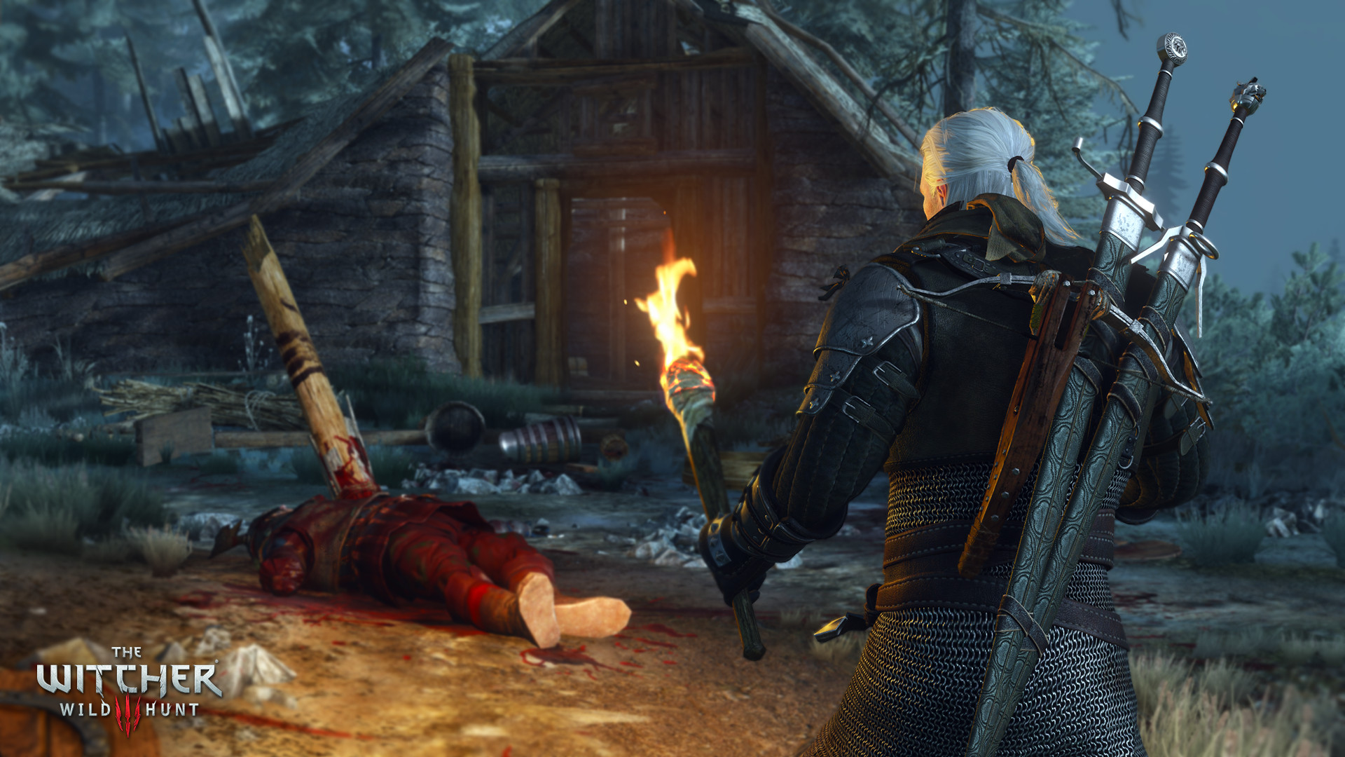Купить The Witcher 3: Wild Hunt + подарок + бонус [STEAM]