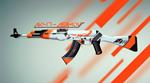 Случайный АК-47 (30% дороже 1000 руб.) [CSGO]