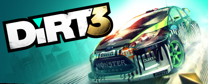 Dirt 3 (Steam Key/Region Free) + СКИДКИ + БОНУС