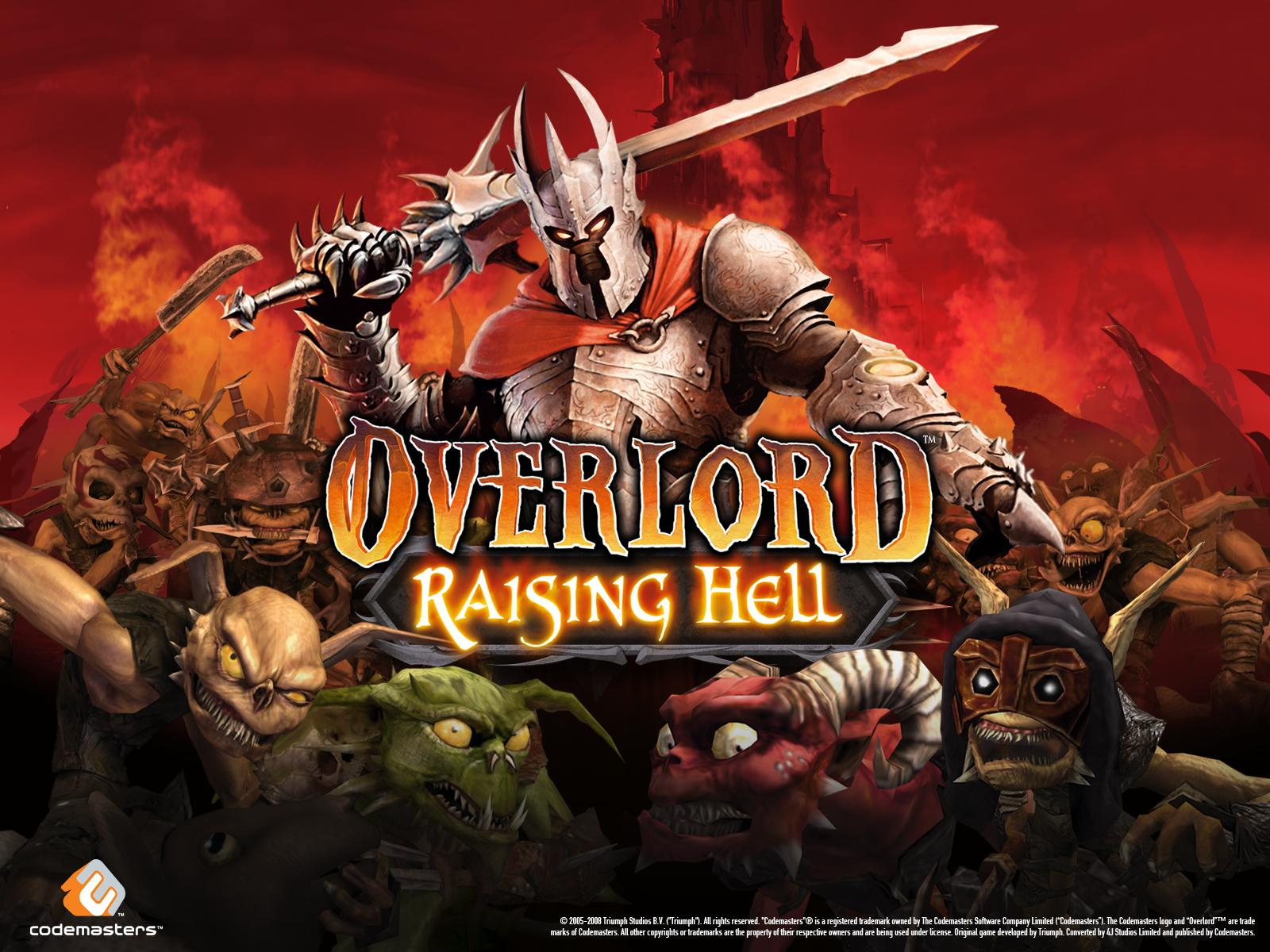 Overlord + Overlord: Raising Hell (Steam Key/RoW)