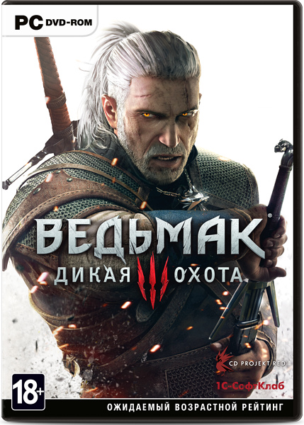 The Witcher 3: Wild Hunt GOG* CIS