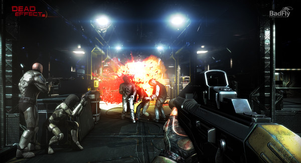 Dead Effect 2 (Steam Key Region Free)